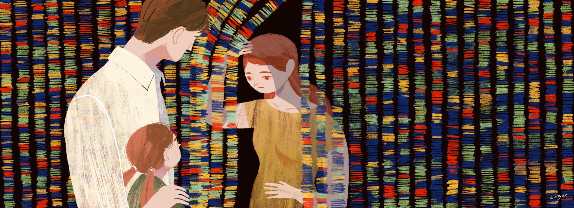 تشخیص قبل از تولد بیماریهای ژنتیک |بیماریهای ژنتیکی جنین