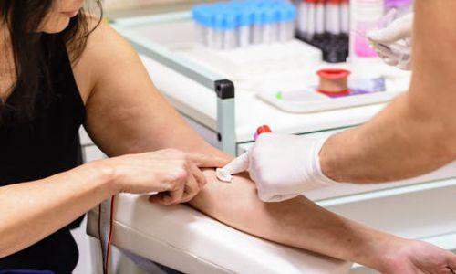 آزمایشات مربوط به سرطان