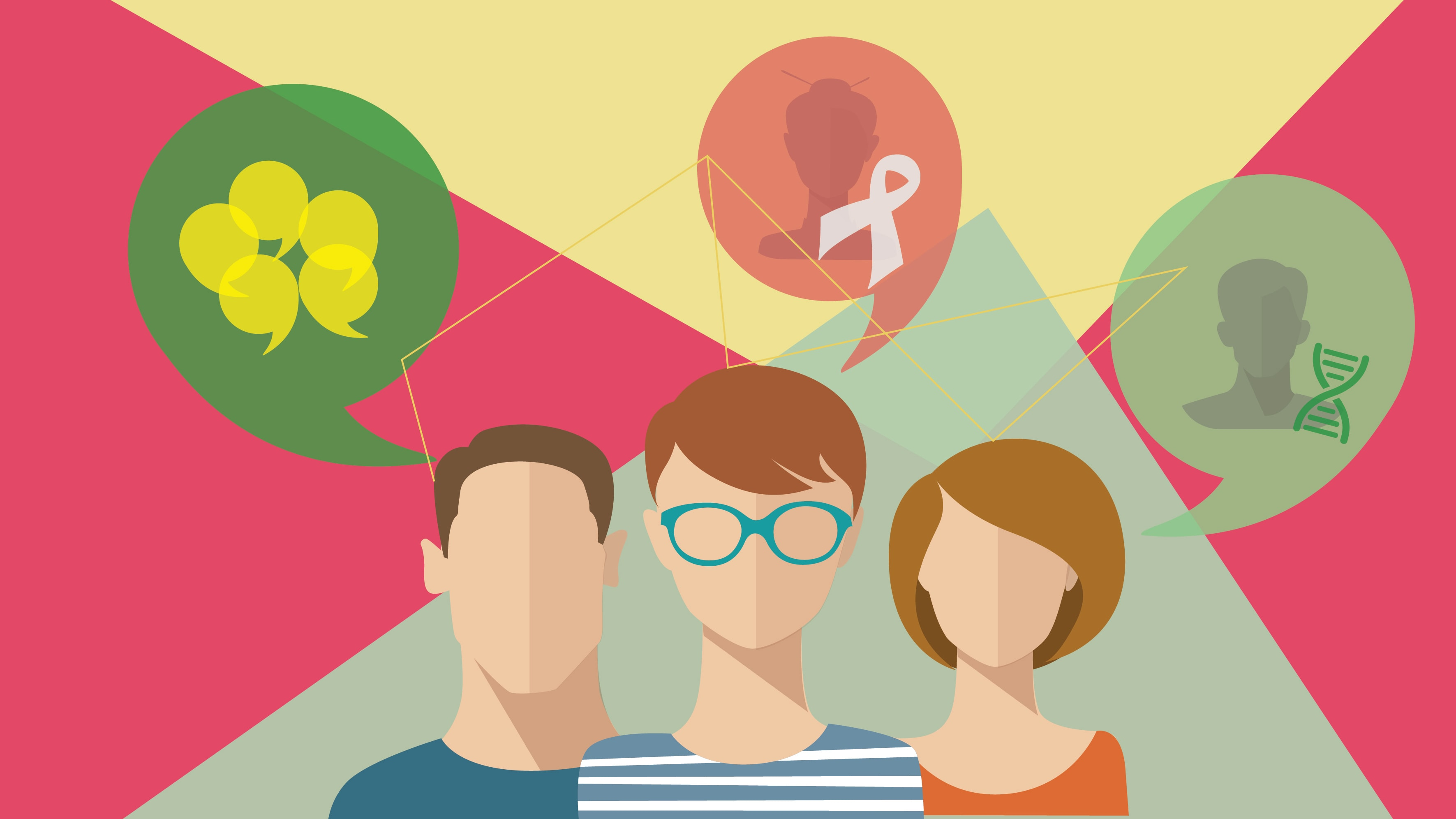 آیا وجود سابقه ی سرطان در خانواده نگران کننده است؟