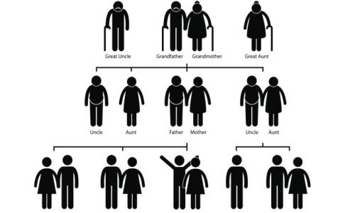 سابقه ی سرطان در خانواده